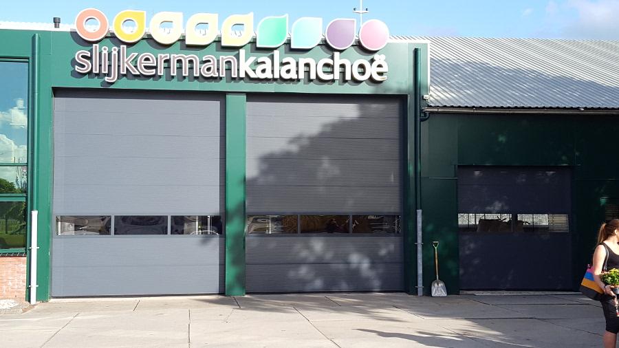 Industri le deuren van wds zijn onder andere for Holland deuren service