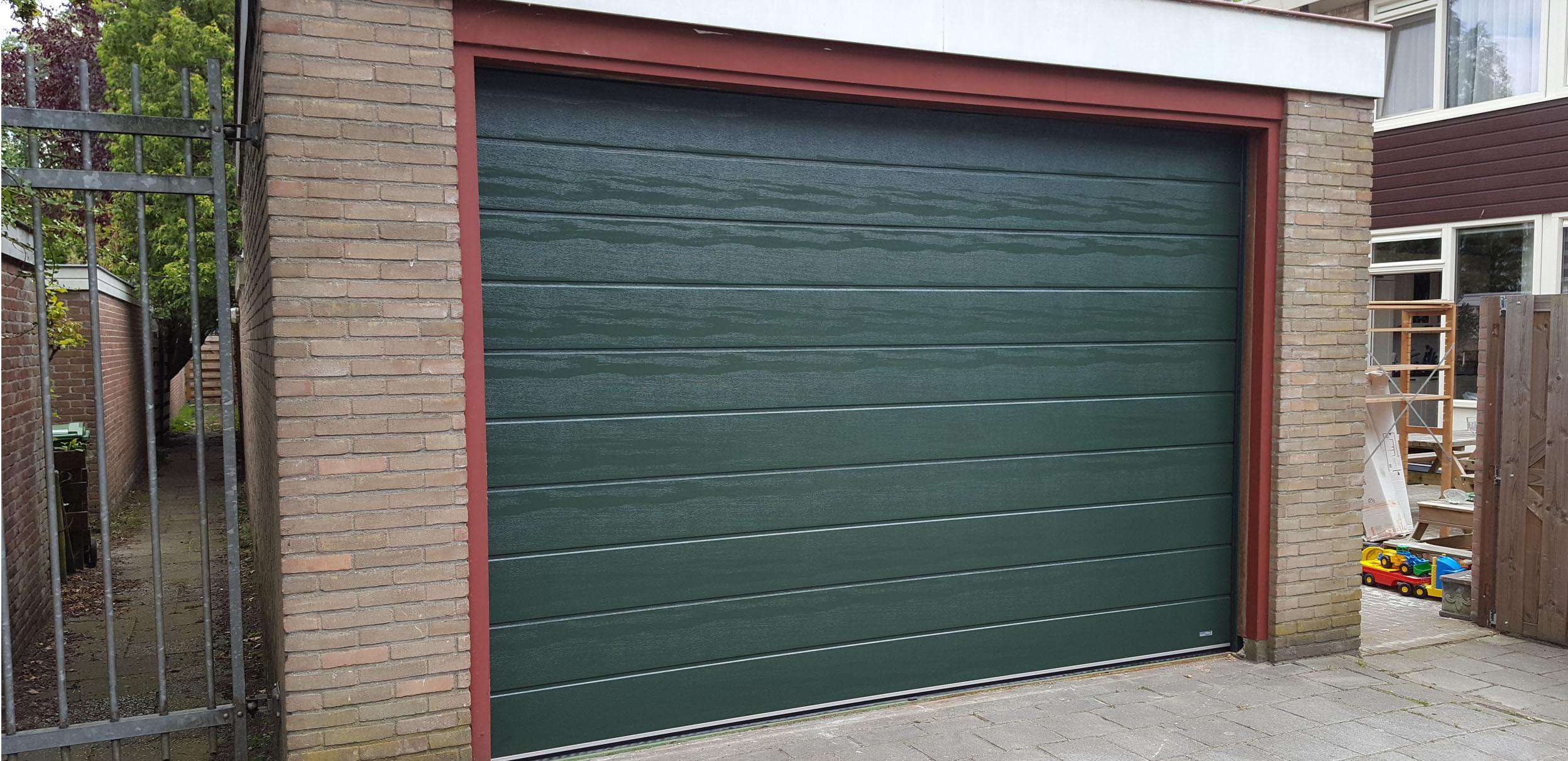 WDS - Teckentrup garagedeur